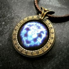 World of Warcraft - Alliance Pendant...dunno where to get it, but it's awesome