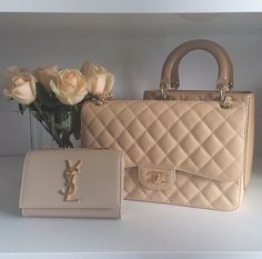 chanel, fashion, and YSL image