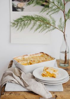 This side dish is quite the hefty companion, therefore, I suggest you serve this with fish or seafood, to somewhat balance out your meal. Vegetable Recipes, Vegetarian Recipes, Healthy Recipes, Healthy Meals, Scalloped Sweet Potatoes, Cooking Cream, Y Food, Potatoes Au Gratin, Rainbow Food