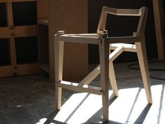 Project Local chair.