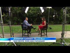 YouTube - Ben Affleck Pushed Wife Jennifer Garner to Do 'Dallas Buyers Club'