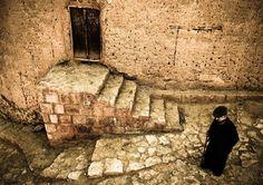 Old man in a village in Iran. taken by Ruhollah Mahmoudi