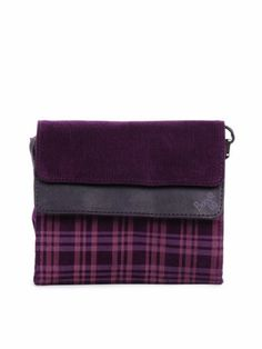 Baggit Women Modish Baby Purple Sling Bag.