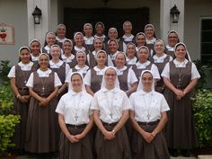 Religious orders and religious congregations in the world: Servants of the Pierced Hearts of Jesus and Mary, Florida