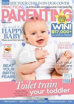 Practical Parenting - October 2013 #magazines #magsmoveme  http://au.lifestyle.yahoo.com/practical-parenting/