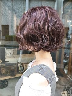 Asian Short Hair, Short Wavy Hair, Medium Hair Styles, Curly Hair Styles, Short Grunge Hair, Kawaii Hairstyles, Shot Hair Styles, Hair Reference, Cut My Hair