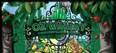 Oz Winery in Wamego, KS