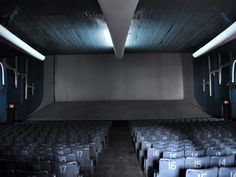 Neelam Cinema - Le Corbusier - Chandigarh