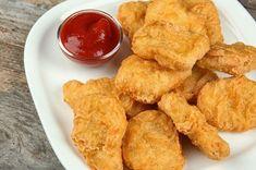 McDonald's Chicken Nuggets Recipe Pollo Satay, Chicken Nugget Recipes, Homemade Chicken Nuggets, Snack Recipes, Cooking Recipes, Cooking Time, Nuggets Recipe, Food Cravings, Food Porn