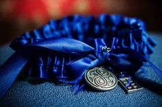 The wedding garter of Rassilon  **dies**  Okay, so I don't really want a Doctor Who wedding (if the opportunity ever arises) but I might make an exception for this.