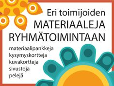 Eri toimijoiden materiaalia ryhmätoimintaan | RyhmäRengin linkkivinkit Insights Discovery, Finnish Language, Early Childhood Education, Team Building, Pre School, Special Education, Teacher, Classroom, Positivity