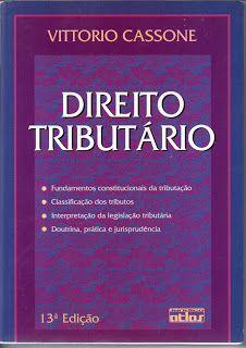 Sebo Felicia Morais: Direito Tributário