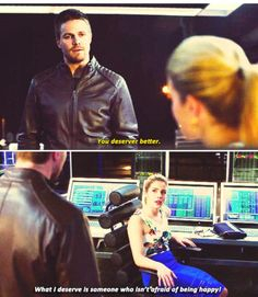Arrow - Oliver & Felicity #3.17 #Season3 #Olicity ♥