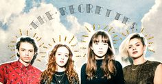 Official site with The Regrettes information, news, audio and video clips, photos, and tour dates.