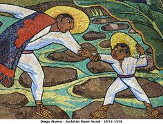 Born on this day Diego Rivera December 8, 1886, in Guanajuato, Mexico
