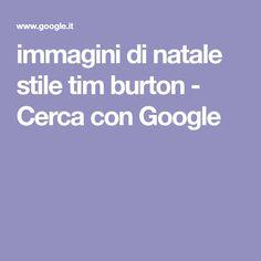 immagini di natale stile tim burton - Cerca con Google