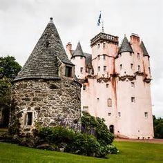 Craigievar Castle, Scottland