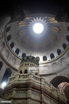The tomb of Jesus Christ with the rotunda is seen in the Church of the Holy Sepulchre on March 21 2017 in Jerusalem Israel The tomb of Jesus Christ... Jesus Tomb, Jesus Christ, Jerusalem Israel, March 21