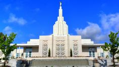 Idaho's First Mormon Temple Is Rededicated by The LDS Newsroom | Meridian Magazine - LDSmag.com | 12,000 youth participate in cultural celebration.