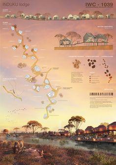 IWC África: Anuncian ganadores de ideas sobre centro de visitantes en reserva natural de Sudáfrica