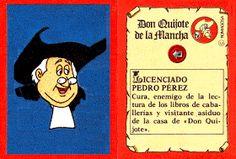 Don Quijote de la Mancha: Personajes