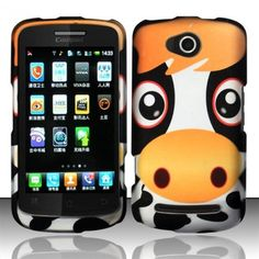 Oh!Why don't you get this cow texture hard case if you have a Coolpad Quattro 4G?It's lovely design for your phone!