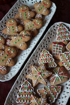 La cucina di Any: Biscotti allo zenzero fresco - Biscuiti cu ghimbir proaspat sau....turta dulce