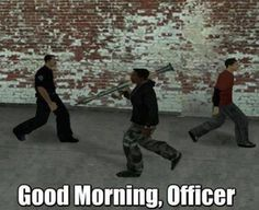 Video Game Logic.  Nothing out of the ordinary here.