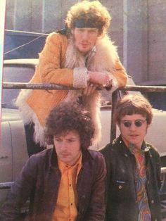 I saw Cream at Pacific Coliseum, Vancouver Canada on June 2, 1968. (this photo was taken in 1967)