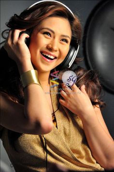Ikot Ikot – Sarah Geronimo Lyrics & Listen Geronimo, Celebs, Celebrities, Over Ear Headphones, Lyrics, Asian, Business, Song Lyrics, Store