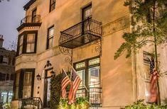 4) Ballastone Inn- 14 E Oglethorpe Avenue , Savannah, GA 31401