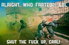 """Dammit Carl"" Memes That Are Too Funny Not to Share pics) Military Jokes, Army Humor, Army Memes, Military Army, Military Life, Best Memes, Funny Memes, Hilarious, Funny Shit"