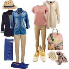 """""""Pick up the children at school"""" by ivanyi-krisztina on Polyvore"""