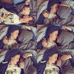 you dont know how cute and pure this whole scene was and how much i want a relationship like theirs. Cute Gay Couples, Movie Couples, Series Movies, Tv Series, Skam Isak, Tumblr Gay, Isak & Even, Larry, Cute Love