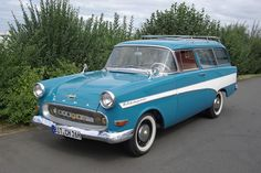 Opel Olympia Rekord P1 Kombi 2012-09-01 14-29-57 - Wikipedia:Featured pictures/Vehicles/Land - Wikipedia, the free encyclopedia