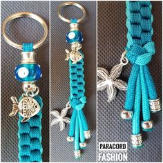 This article is not availableErin Perez added a photo of the purchased Fist Self-Defense Keychain Maritime pendant made of paracord with various pearls and pendants. Can be used .Maritime pendant made of paracord with Paracord Diy, Paracord Tutorial, Paracord Keychain, Diy Keychain, Paracord Projects, Paracord Bracelets, Keychains, Crafts To Make And Sell, Jewelry Crafts