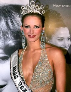 Miss USA 2004, Shandi Finnessey is a model and game show hostess and has appeared on Dancing With The Stars.  She is also a former Miss Missouri and competed in the Miss America pageant.  She appeared on the 2013 television dating show Ready For Love.