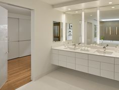 Pretty robern in Bathroom Contemporary with Led Strip Makeup Mirror next to Led Strip Bathroom Makeup Mirror alongside Vertical Lighting and Between The Studs