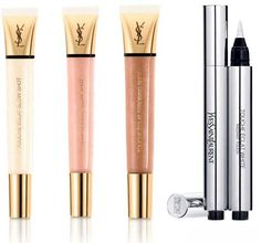 YSL Spring 2017 Touche Eclat Glow Shot and Touche Eclat White