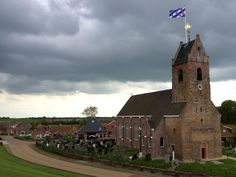 Wierum, Friesland, the Netherlands All Over The World, Around The Worlds, Worship The Lord, Church Building, The Province, Great Memories, Genealogy, Islands, Dutch