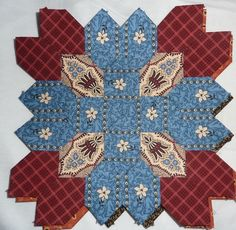 Lucy Boston Patchwork Of The Crosses- Kit 3
