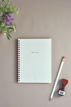 The Perpetual Planner 2.0 / Paper & Type