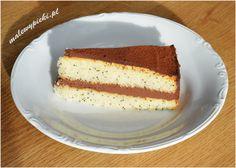 czekoladowy torcik bez laktozy