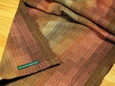 hand woven table runners  | 16 x 60 Handwoven Cotton Table Runner Hand Woven by LoomOnTheLake, $ ...