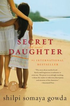 Secret Daughter- such a tragic but beautiful tale of international/transracial adoption...loved it.