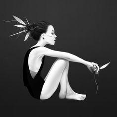 Skyling Art Print by Ruben Ireland | Society6