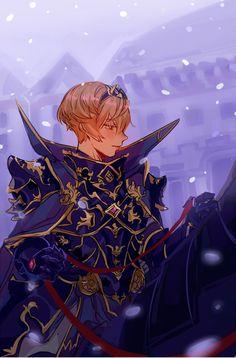 Fire Emblem Fates, Character Concept, Concept Art, Character Design, Fire Emblem Characters, Blue Lion, Fire Emblem Awakening, Anime Guys, Character Inspiration