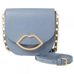 Lulu Guinness Small Amy handbag front view.