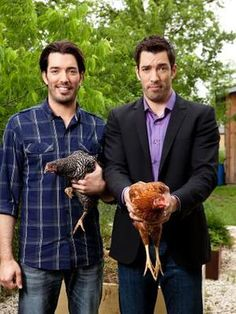 10 Things You Didn't Know About HGTV's Property Brothers | Cool Houses Daily | HGTV FrontDoor Blog