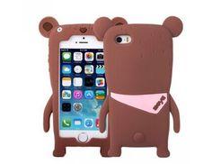 New Arrival Cute Bear Fox Silicon Case for iPhone 5/5S http://www.favor2buy.com/new-arrival-cute-bear-fox-silicon-case-for-iphone-5-5s.html#.VRIhDVfIydo